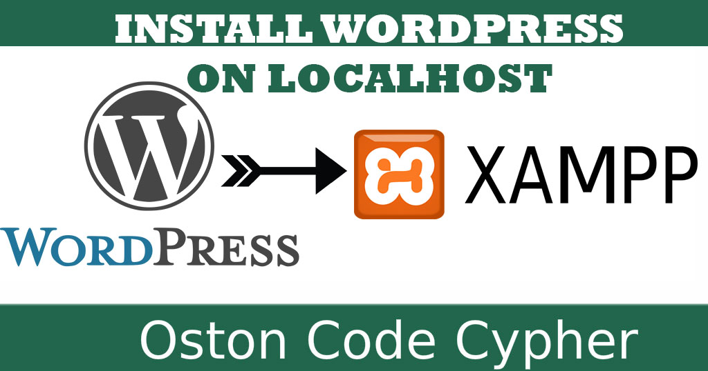 How to install WordPress locally on your computer