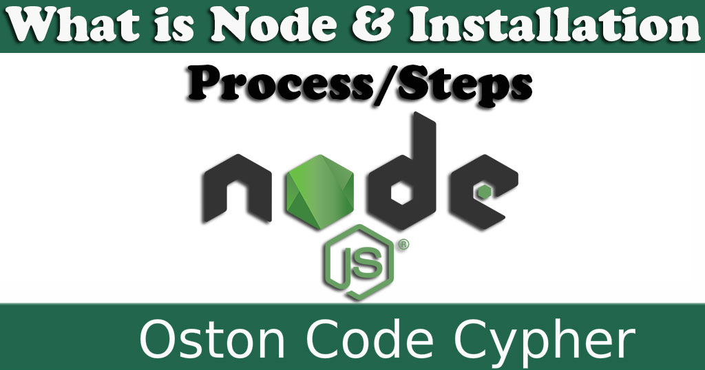 How to Install Node.js® and NPM on Windows